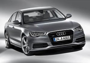 Audi A6 S line/Standaufnahme