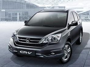 Сколько топлива расходует Хонда CR-V?